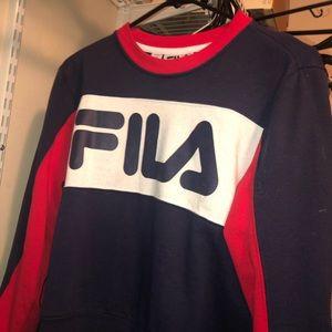 Fila crew neck